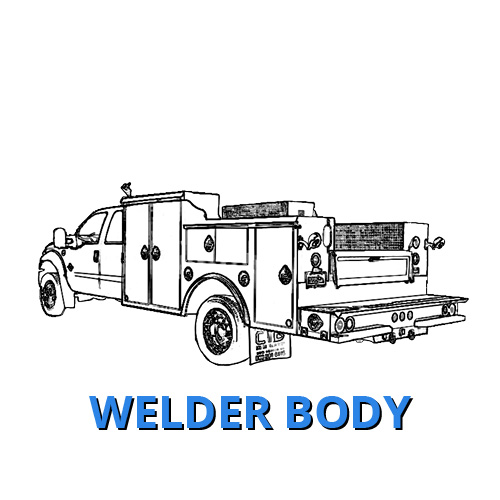 Welder Body Commercial Truck